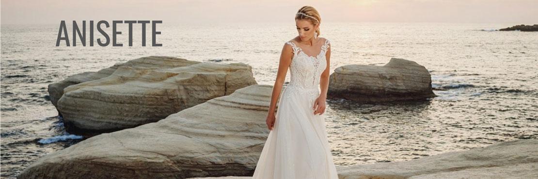 Kolekcja sukien ślubnych Anisette w salonie sukien ślubnych Bella Rossa